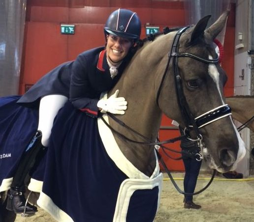 Charlotte Dujardin and Valegro (Photo Courtesy of Brooke USA)