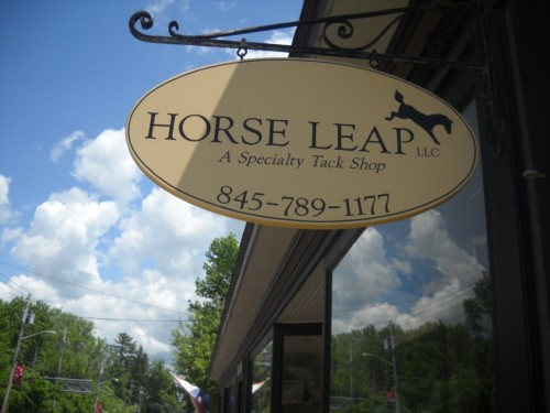Horse Leap attracts equestrians as well as fashion designers from New York City. All photos by Don Rosendale