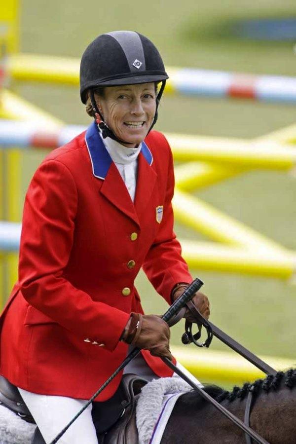 Anne Kursinski (Photo courtesy of Anne Kursinski)