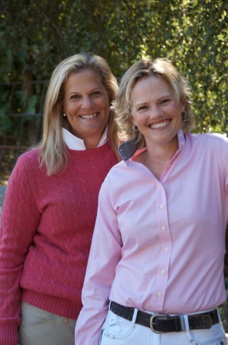 Gail Morey and Kristin Crosland Photo by Sara Jorgensen