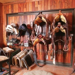 Ideas for a Luxurious Tack Room - Sidelines Magazine