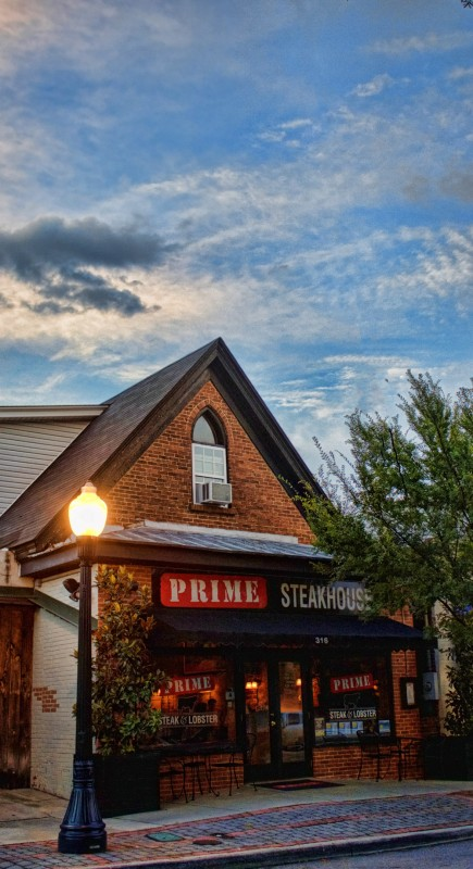 The Prime Steakhouse in Aiken, South Carolina Photo courtesy of The Prime Steakhouse