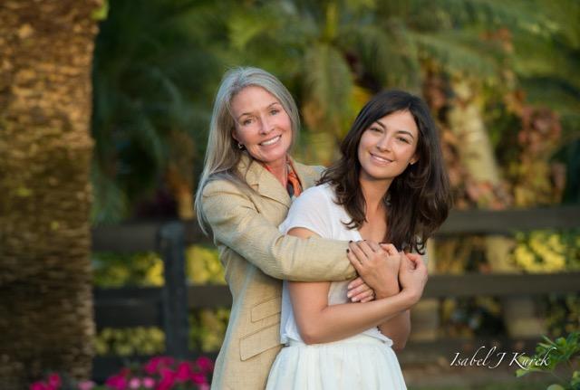 Teri and Reed Kessler Portrait by Isabel J. Kurek