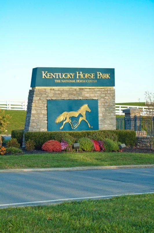 The Kentucky Horse Park Photo courtesy of the Kentucky Horse Park