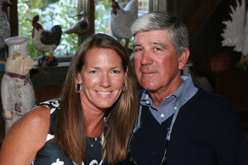 Jennifer and Billy Glass have been mainstays at the Vermont Summer Festival for almost three decades. Photo by David Mullinix Photography