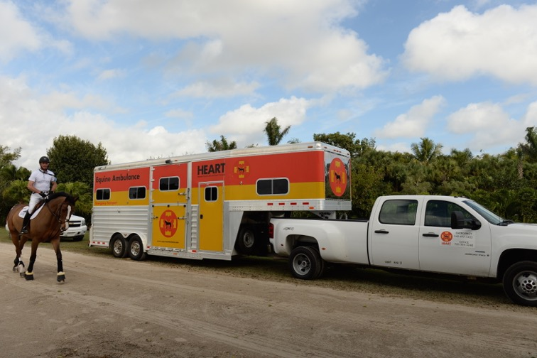 The HEART Ambulance survives on funding from individuals, organizations and corporations. Photo by The Book LLC