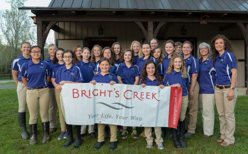 The River Valley Pony Club at Bright's Creek Equestrian Center