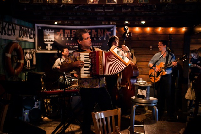 Live performers at Puckett's