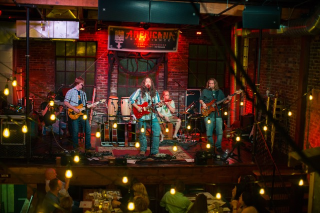 Live music at GRAY'S on Main