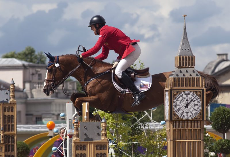 Rich and Flexible in the 2012 London Olympic Games. Photo by Kim MacMillan/MacMillan Photography