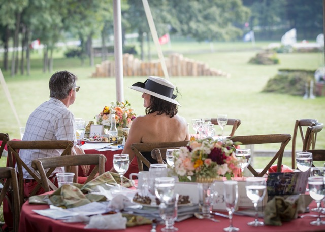Through the efforts of Chicago Equestrians for a Cause, the Chicago Hunter Derby attracts the equestrian and local communities alike to raise money for the USHJA Foundation, the Ann & Robert H. Lurie Children's Hospital of Chicago, and the University of Chicago Cancer Research Foundation.  Photo by Marcin Cymmer