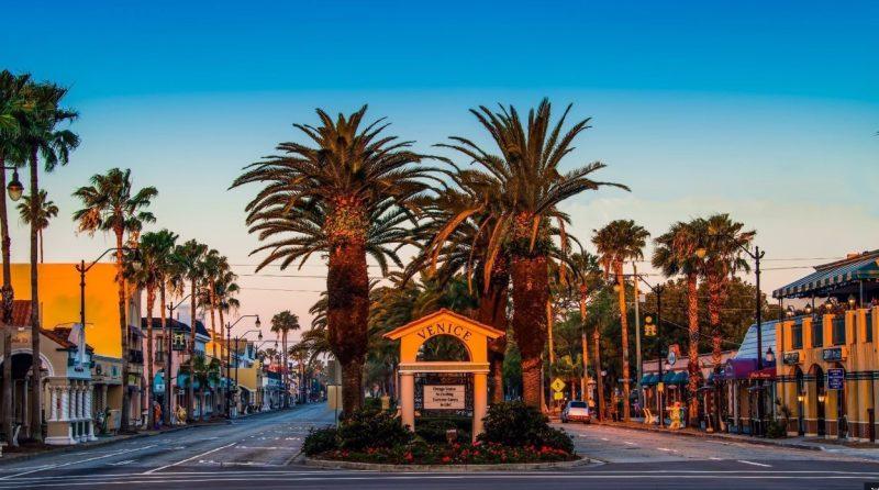 Venice, Florida Photo courtesy of Venice MainStreet