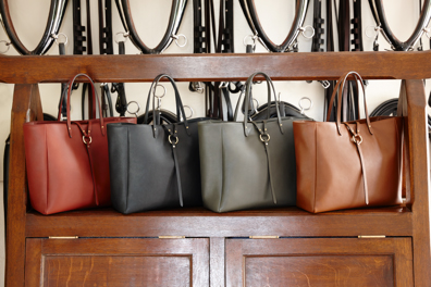 Ariana S Line Of Handbags And Totes Are Equestrian Classic Photo By Arnaldo Anaya Luca