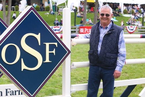 Old Salem Farm's Alan Bietsch —  Industry Newcomer to Horse Show Innovator