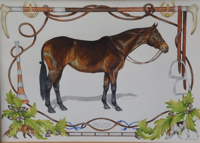 Jane Gaston: Art, Horses and Never Giving Up