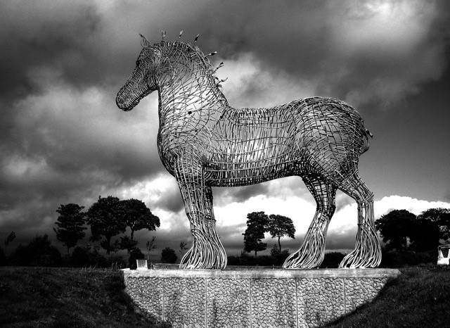The Kelpies: Andy Scott's Breathtaking Labor of Love