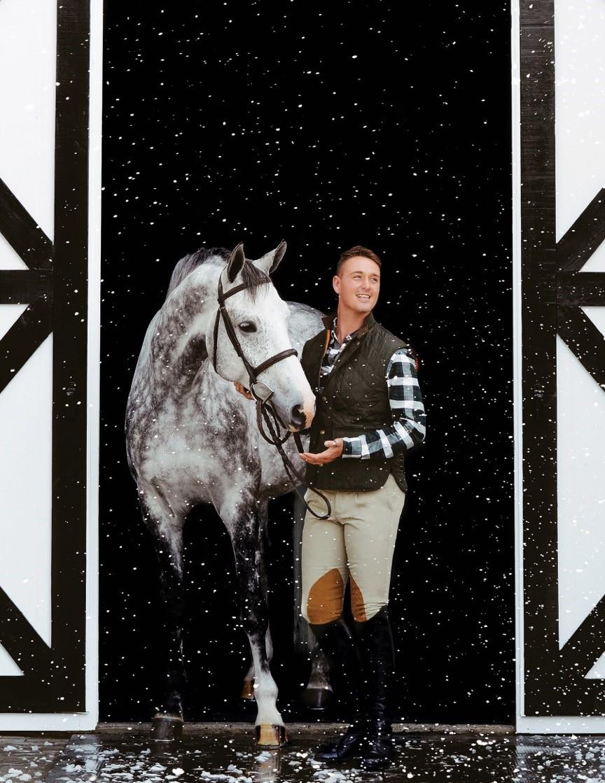 Christopher Webb: Hot Horsemen Finds Happiness in Virginia