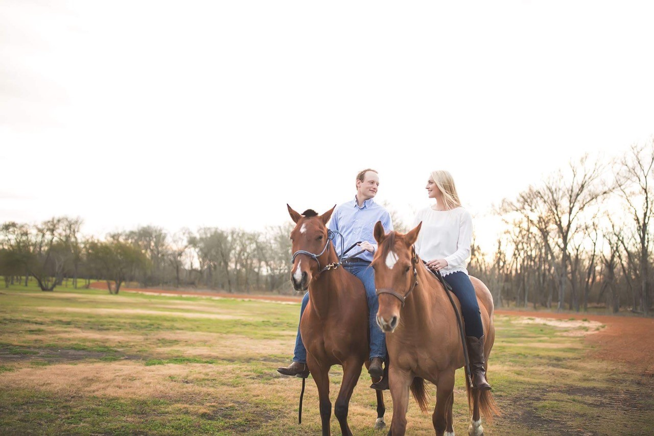Paige Flanders Luplow: Horses & Polo in Houston