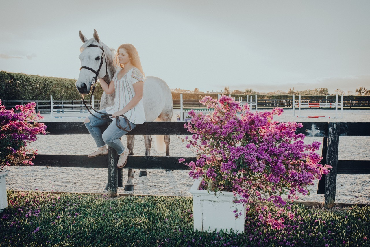 Emma Sargent: From NYU To the Show Ring