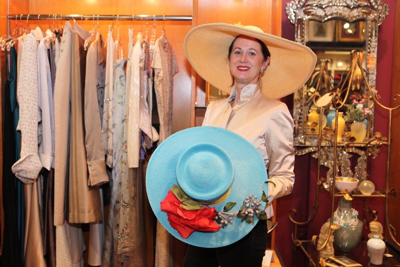 Diane Roth Combines Horse Sense With Fashion Sense