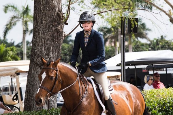 Maggie Jayne: Life in a Horse Show Family