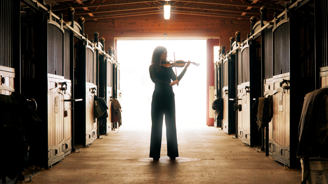 Hannah Murray: In Tune With Music and Horses