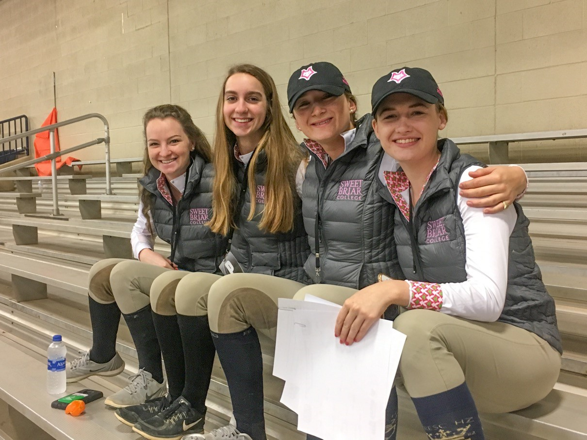 Mimi Wroten and the Sweet Briar Vixens Take on the NCEA