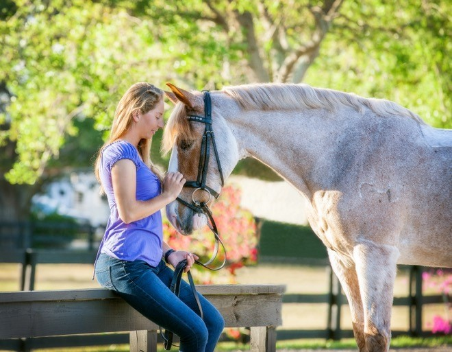 Leslie Ann Guilbault: Turning a Runaway Pony Into a Grand Prix Prospect