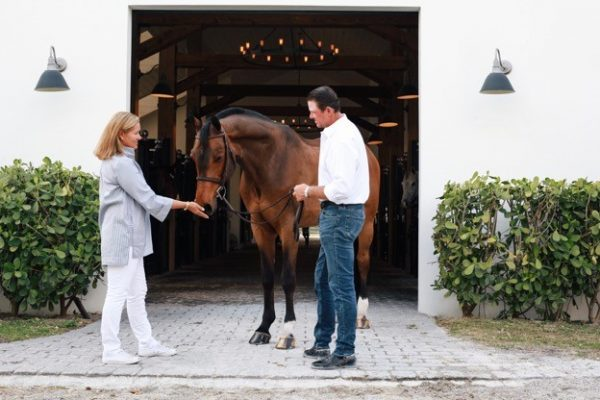 Ken and Emily Smith: Working and Riding Together