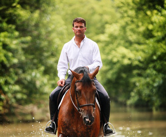 Jason Berry: Getting Inside His Horses' Heads