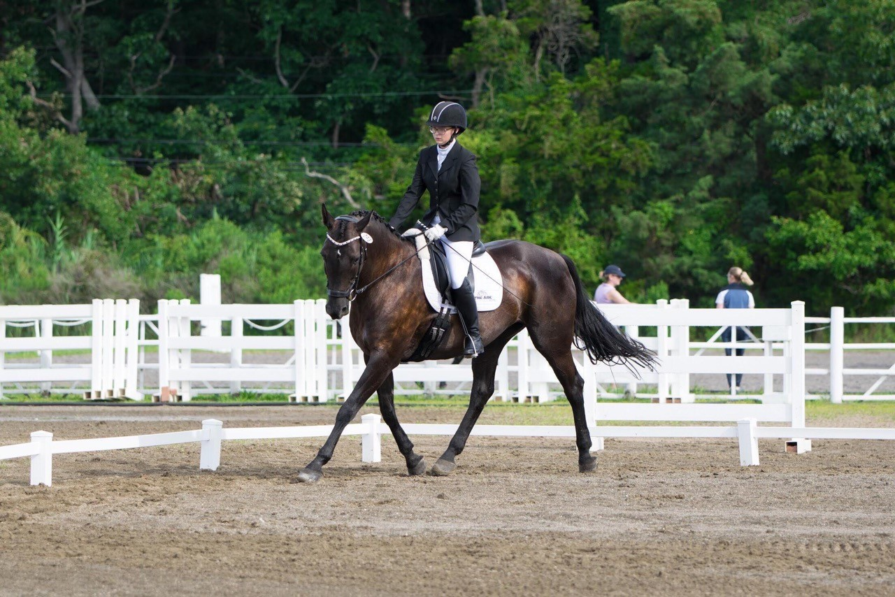 Catherine Kwasnik: Luck, Opportunity and a Special Horse