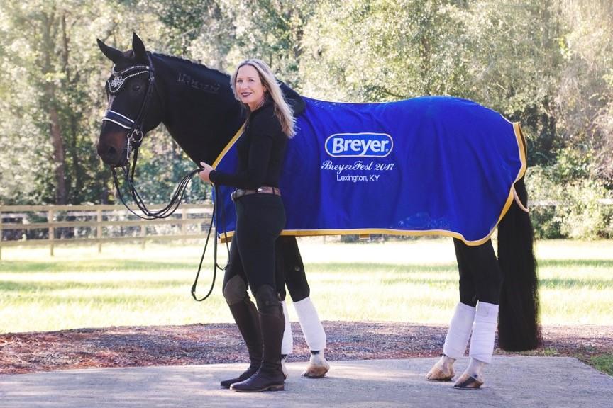 Marsha Hartford-Sapp: Training an Unadoptable Horse Named Cobra