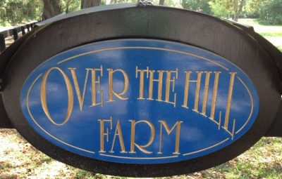 BILL SCHAUB - OVER THE HILL FARM